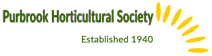 Purbrook Horticultural Society Logo